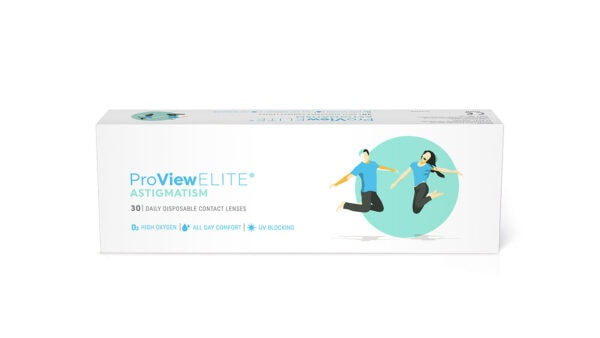 ProView ELITE Astigmatism 30 Pack
