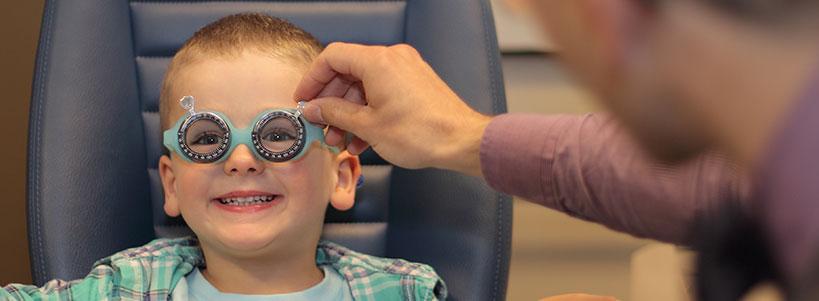 Behavioural Optometry
